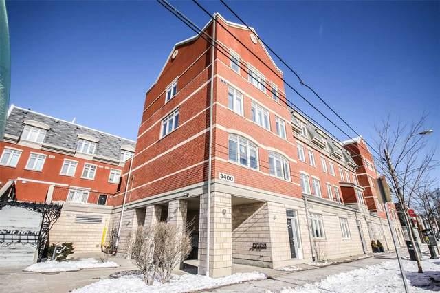 3400 W Lake Shore Blvd #203, Toronto, ON M8W 4Z9 (#W5116657) :: The Johnson Team