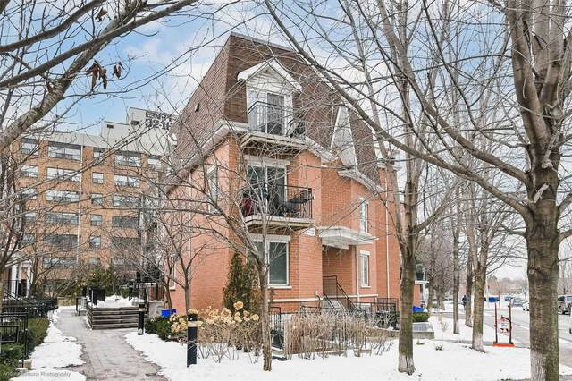 28 Laidlaw St #1602, Toronto, ON M6K 1X2 (#W5118157) :: The Johnson Team