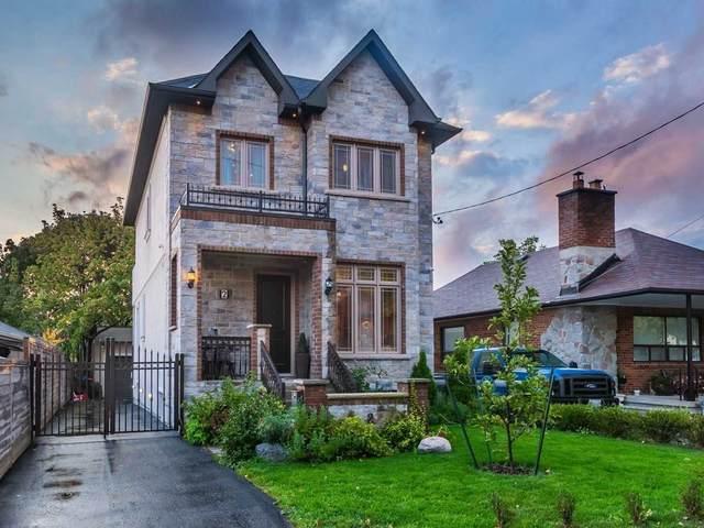 2 Alyward St, Toronto, ON M6M 3L2 (MLS #W5118304) :: Forest Hill Real Estate Inc Brokerage Barrie Innisfil Orillia