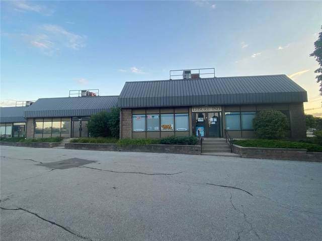 504 Iroquois Shore Rd 1&2, Oakville, ON L6H 3K4 (MLS #W5118338) :: Forest Hill Real Estate Inc Brokerage Barrie Innisfil Orillia