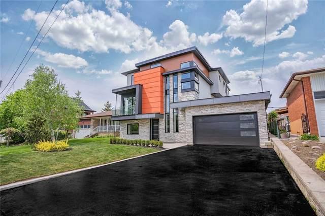 10 Jocada Rd, Toronto, ON M6L 2J3 (MLS #W5118445) :: Forest Hill Real Estate Inc Brokerage Barrie Innisfil Orillia