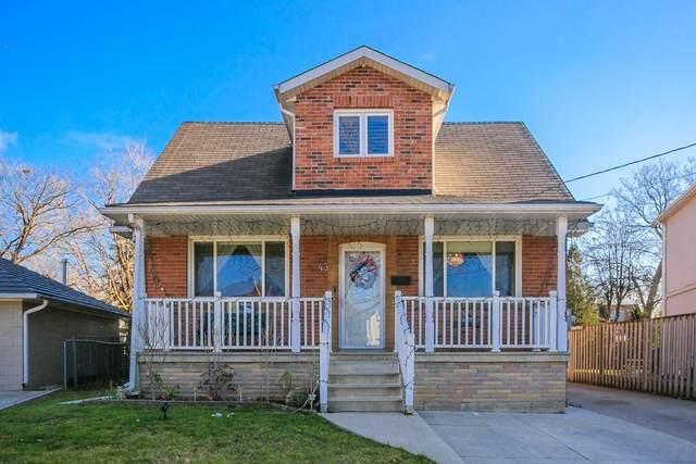 43 W Ann Arbour Rd, Toronto, ON M9M 2J5 (MLS #W5119495) :: Forest Hill Real Estate Inc Brokerage Barrie Innisfil Orillia