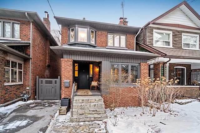 58 Evans Ave, Toronto, ON M6S 3V6 (#W5119551) :: The Johnson Team