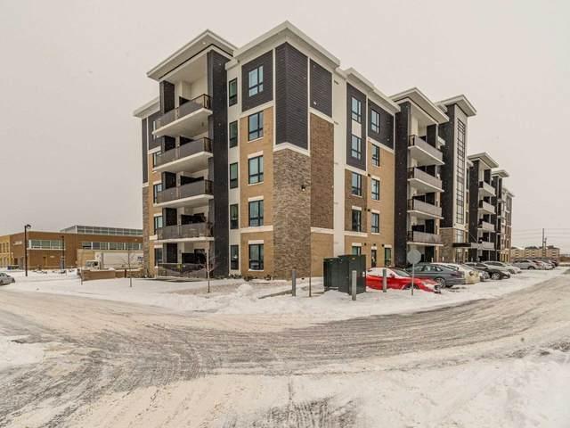 620 Sauve St #211, Milton, ON L9T 9A5 (MLS #W5119749) :: Forest Hill Real Estate Inc Brokerage Barrie Innisfil Orillia