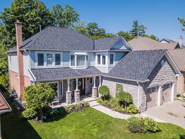 2054 Waterbridge Dr, Burlington, ON L7M 3W2 (MLS #W5119757) :: Forest Hill Real Estate Inc Brokerage Barrie Innisfil Orillia
