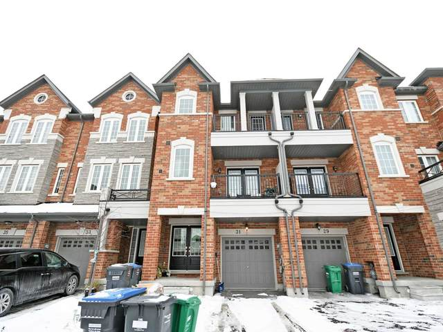 31 Shiff Cres, Brampton, ON L6Z 0H6 (#W5122113) :: The Johnson Team