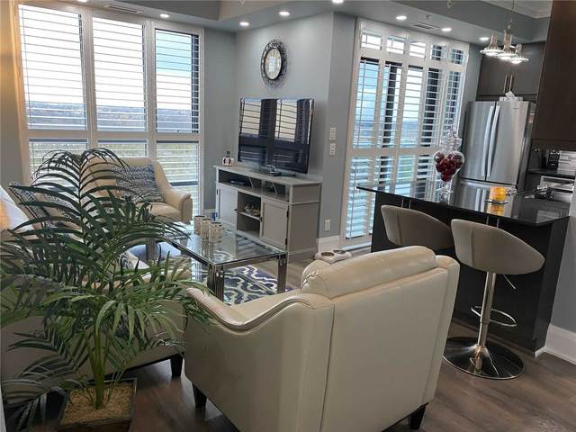 45 Yorkland Blvd #506, Brampton, ON L6P 4B4 (MLS #W5122246) :: Forest Hill Real Estate Inc Brokerage Barrie Innisfil Orillia