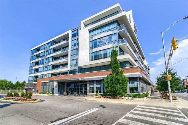 1 Hurontario St #614, Mississauga, ON L5G 0A3 (MLS #W5122289) :: Forest Hill Real Estate Inc Brokerage Barrie Innisfil Orillia