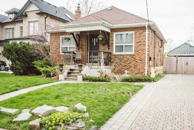 5 Harrison Ave, Mississauga, ON L5H 2N8 (MLS #W5122857) :: Forest Hill Real Estate Inc Brokerage Barrie Innisfil Orillia