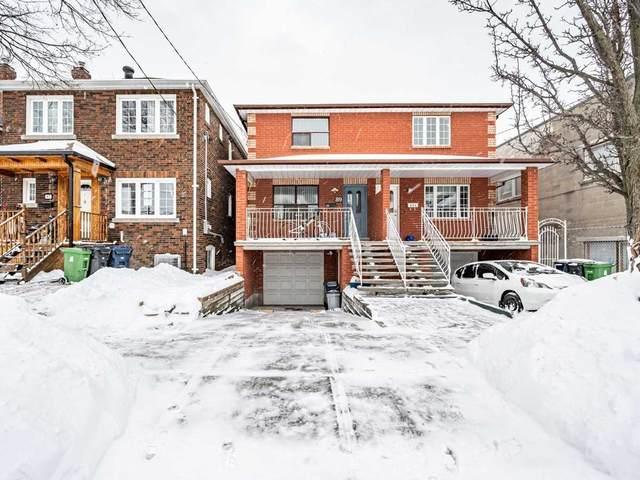 89B Brandon Ave, Toronto, ON M6H 2E2 (MLS #W5123121) :: Forest Hill Real Estate Inc Brokerage Barrie Innisfil Orillia