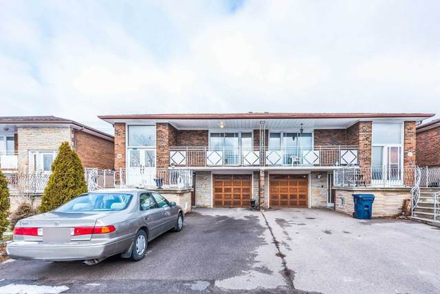 16 Songwood Dr, Toronto, ON M9M 1X3 (#W5123251) :: The Johnson Team