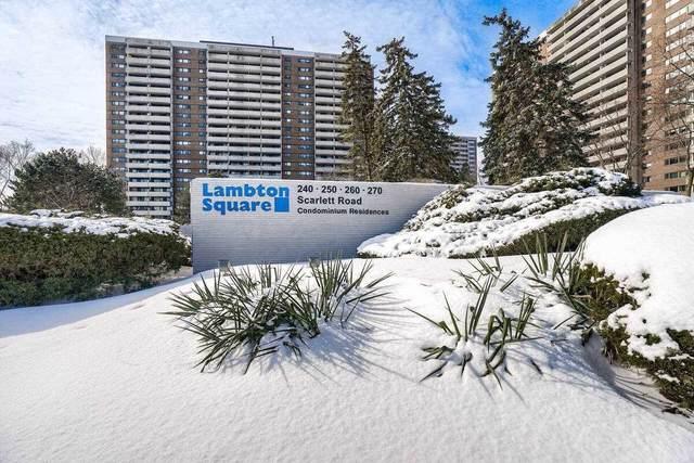 270 Scarlett Rd #1401, Toronto, ON M6N 4X7 (#W5123411) :: The Johnson Team