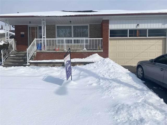 363 Sentinel Rd, Toronto, ON M3J 1V1 (#W5123415) :: The Johnson Team