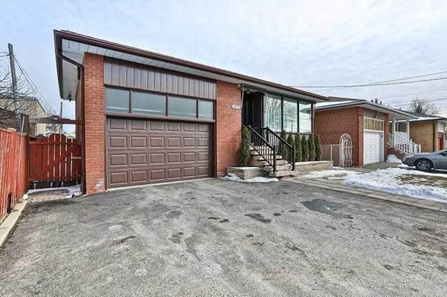 933 Caledonia Rd, Toronto, ON M6B 3Y3 (#W5123473) :: The Johnson Team
