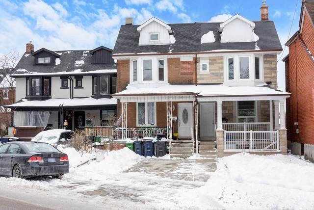 109 Connolly St, Toronto, ON M6N 1E7 (MLS #W5123500) :: Forest Hill Real Estate Inc Brokerage Barrie Innisfil Orillia