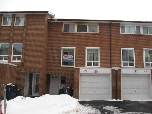 6444 Finch Ave #201, Toronto, ON M9V 1T4 (#W5123586) :: The Johnson Team
