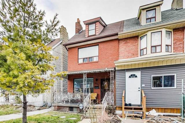 447 Margueretta St, Toronto, ON M6H 3S6 (MLS #W5123615) :: Forest Hill Real Estate Inc Brokerage Barrie Innisfil Orillia