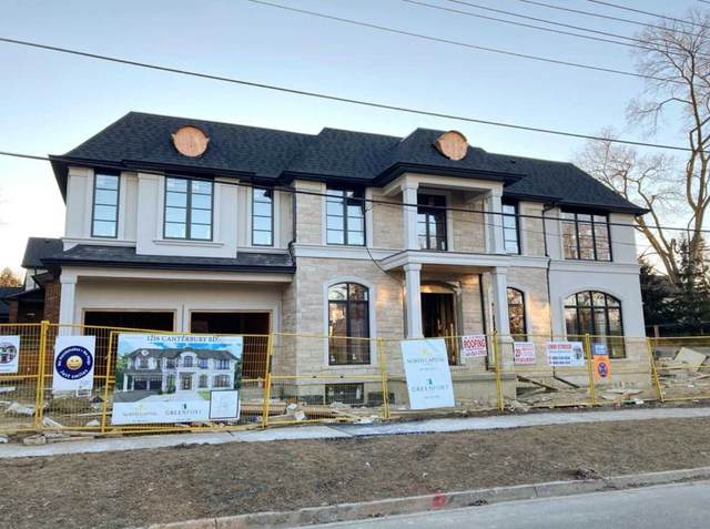 1216 Canterbury Rd, Mississauga, ON L5G 1Y5 (#W5124009) :: The Johnson Team