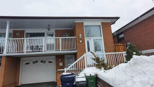 35 Franel Cres, Toronto, ON M9L 1B6 (#W5124036) :: The Johnson Team