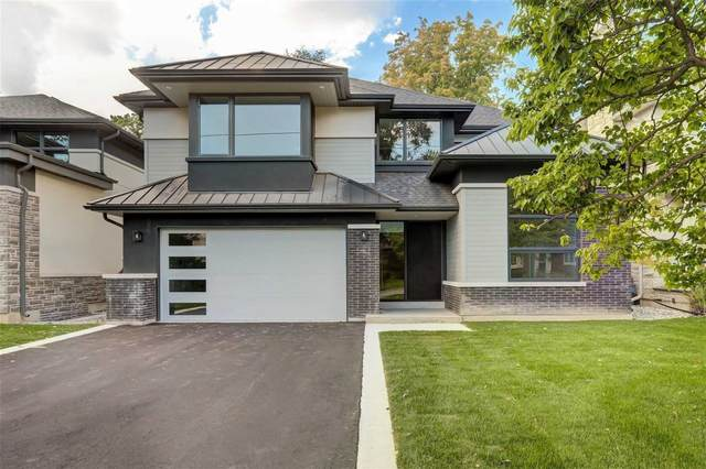 36 Onaway Rd, Mississauga, ON L5G 1A4 (MLS #W5124351) :: Forest Hill Real Estate Inc Brokerage Barrie Innisfil Orillia