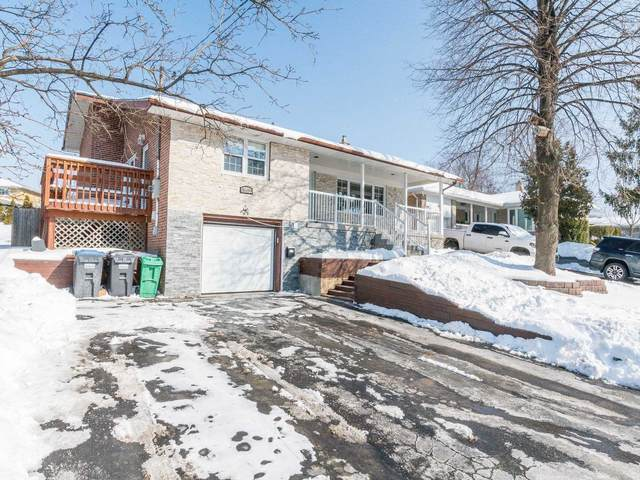 3609 Queenston Dr, Mississauga, ON L5C 2G9 (#W5124641) :: The Johnson Team