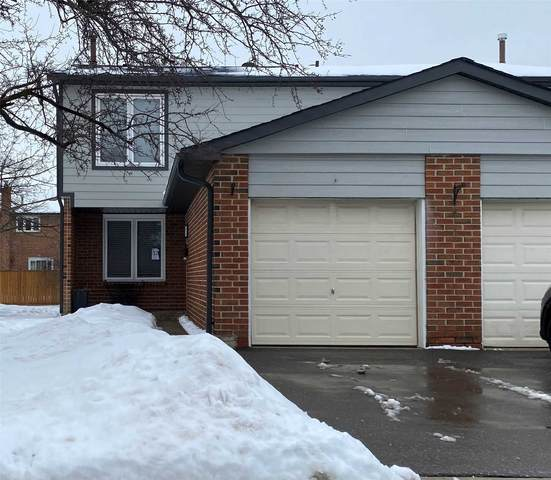 525 Meadows Blvd #12, Mississauga, ON L4Z 1H2 (MLS #W5124787) :: Forest Hill Real Estate Inc Brokerage Barrie Innisfil Orillia