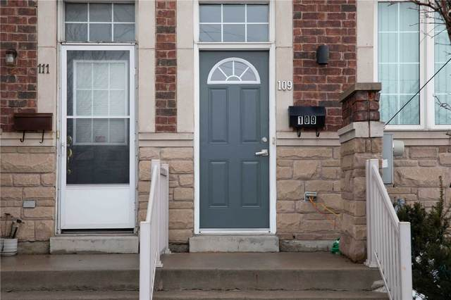 109 Torbarrie Rd, Toronto, ON M3L 1G8 (#W5125055) :: The Johnson Team