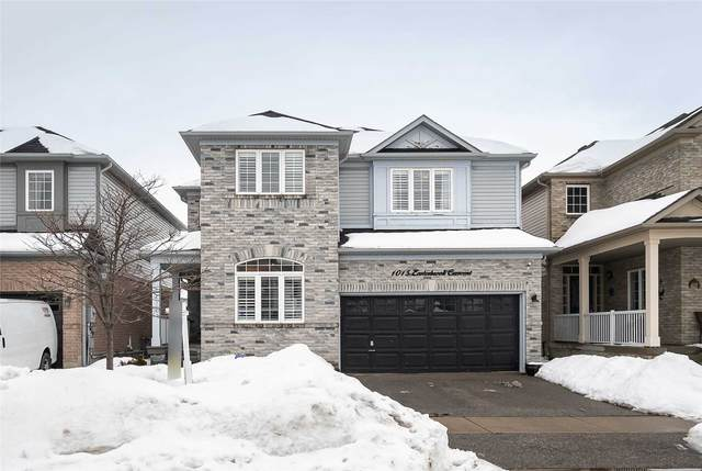1015 Easterbrook Cres, Milton, ON L9T 0C5 (#W5125237) :: The Johnson Team