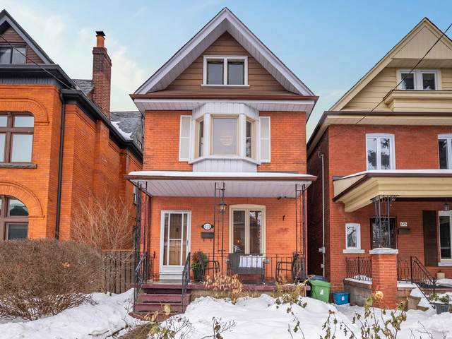 173 St John's Rd, Toronto, ON M6P 1V2 (MLS #W5125390) :: Forest Hill Real Estate Inc Brokerage Barrie Innisfil Orillia