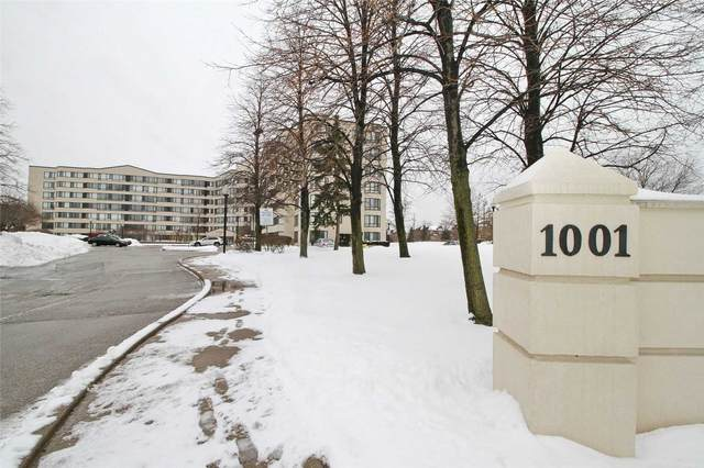 1001 Cedarglen Gate #323, Mississauga, ON L5C 4R2 (#W5125499) :: The Johnson Team