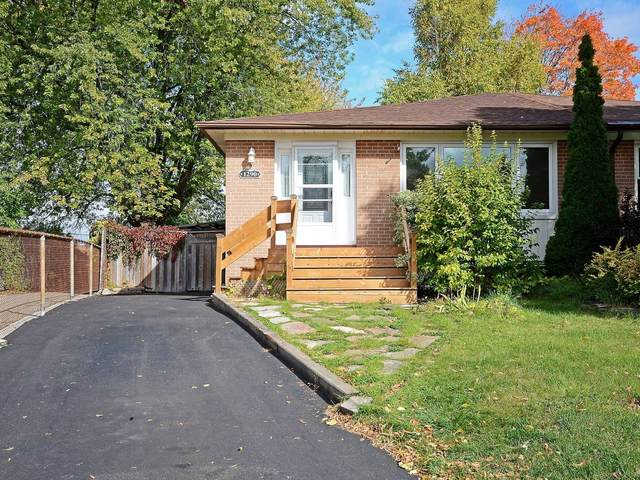 1290 Redbank Cres, Oakville, ON L6H 1Y5 (MLS #W5125500) :: Forest Hill Real Estate Inc Brokerage Barrie Innisfil Orillia