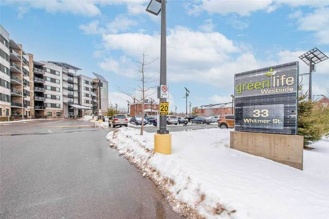 33 Whitmer St #508, Milton, ON L9T 0R5 (MLS #W5125511) :: Forest Hill Real Estate Inc Brokerage Barrie Innisfil Orillia