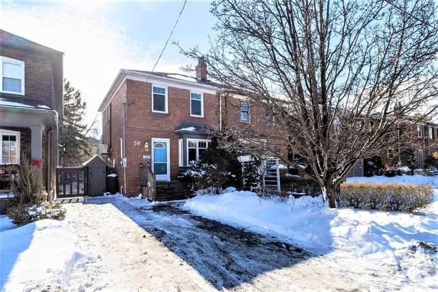 59 Emerald Cres, Toronto, ON M8V 2B5 (#W5125542) :: The Johnson Team