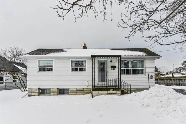 430 Marf Ave, Mississauga, ON L5G 1T3 (#W5125605) :: The Johnson Team