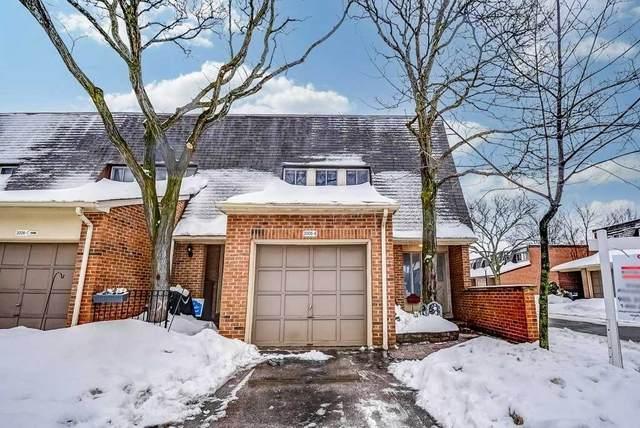 3006 Palmer Dr #8, Burlington, ON L7M 1L2 (MLS #W5125669) :: Forest Hill Real Estate Inc Brokerage Barrie Innisfil Orillia