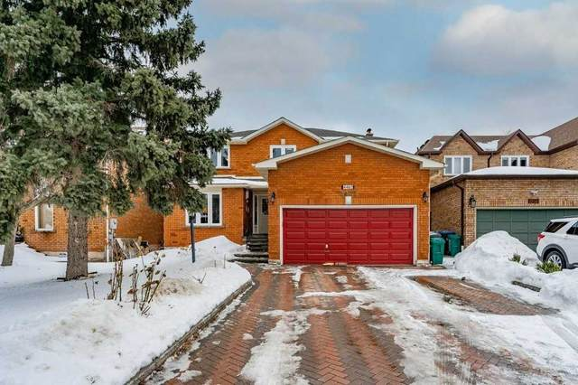 4462 Idlewilde Cres, Mississauga, ON L5M 4E8 (#W5125822) :: The Johnson Team