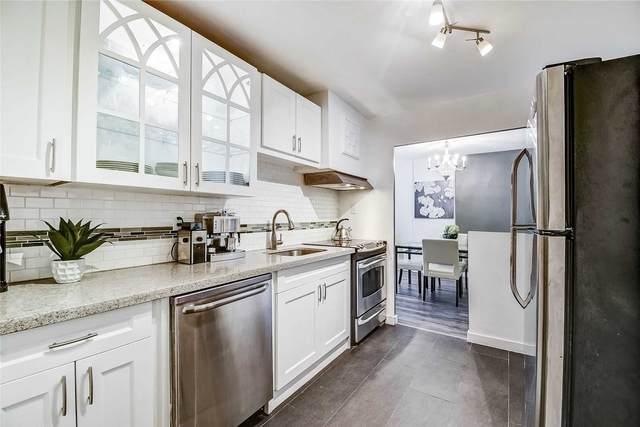11 Neilson Dr #103, Toronto, ON M9C 1V4 (MLS #W5125829) :: Forest Hill Real Estate Inc Brokerage Barrie Innisfil Orillia