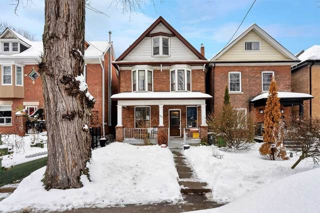 471 Clendenan Ave, Toronto, ON M6P 2X7 (MLS #W5125908) :: Forest Hill Real Estate Inc Brokerage Barrie Innisfil Orillia