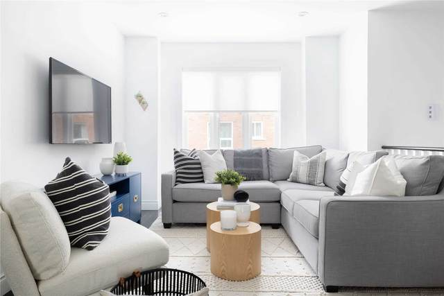 18 Grogan Mews, Toronto, ON M6H 4J9 (MLS #W5125991) :: Forest Hill Real Estate Inc Brokerage Barrie Innisfil Orillia