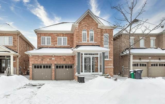 5 Orangeblossom Tr, Brampton, ON L6X 3B4 (MLS #W5126003) :: Forest Hill Real Estate Inc Brokerage Barrie Innisfil Orillia
