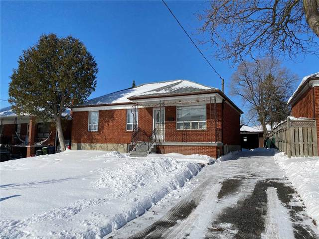 6 Smallwood Dr, Toronto, ON M3M 1K8 (#W5126046) :: The Johnson Team