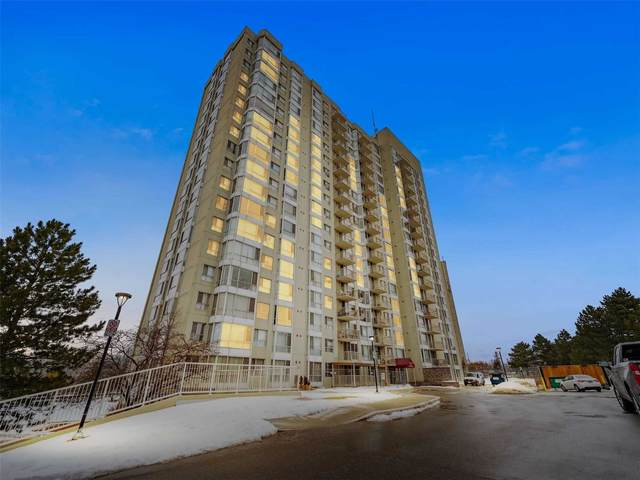 3077 Weston Rd #308, Toronto, ON M9M 3A1 (MLS #W5126214) :: Forest Hill Real Estate Inc Brokerage Barrie Innisfil Orillia