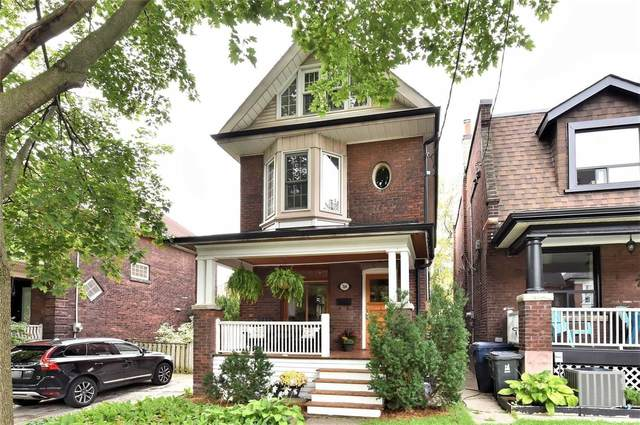 764 Indian Rd, Toronto, ON M6P 2E5 (#W5126252) :: The Johnson Team