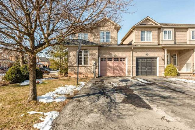 489 Delphine Dr, Burlington, ON L7L 6W8 (#W5126334) :: The Johnson Team