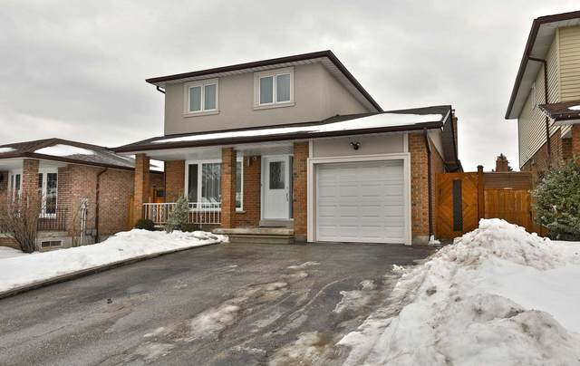 3088 Mccarthy Crt, Mississauga, ON L4Y 3Z5 (#W5126414) :: The Johnson Team