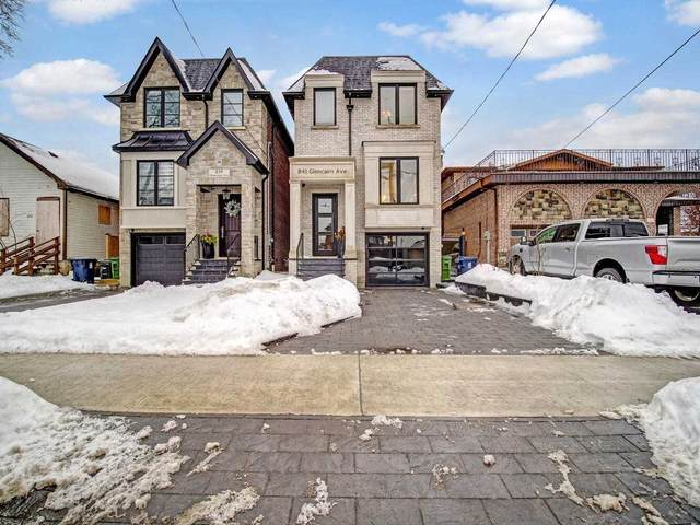 841 Glencairn Ave, Toronto, ON M6B 2A4 (#W5126418) :: The Johnson Team