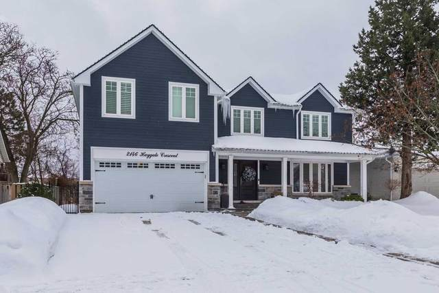2146 Haygate Cres, Mississauga, ON L5K 1L5 (MLS #W5126452) :: Forest Hill Real Estate Inc Brokerage Barrie Innisfil Orillia