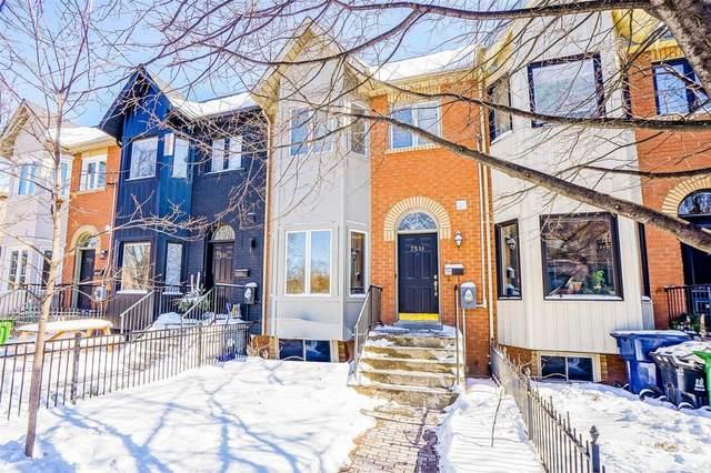 751B Shaw St, Toronto, ON M6G 3L9 (MLS #W5126516) :: Forest Hill Real Estate Inc Brokerage Barrie Innisfil Orillia