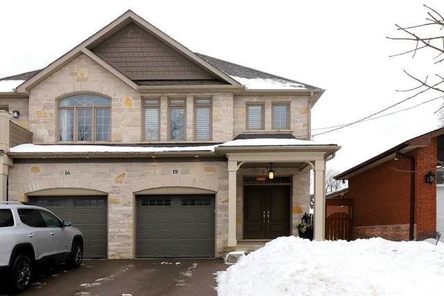 18 Harrison Ave, Mississauga, ON L5H 2N9 (MLS #W5126520) :: Forest Hill Real Estate Inc Brokerage Barrie Innisfil Orillia