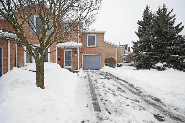 2155 Duncaster Dr #26, Burlington, ON L7P 4R3 (MLS #W5126685) :: Forest Hill Real Estate Inc Brokerage Barrie Innisfil Orillia